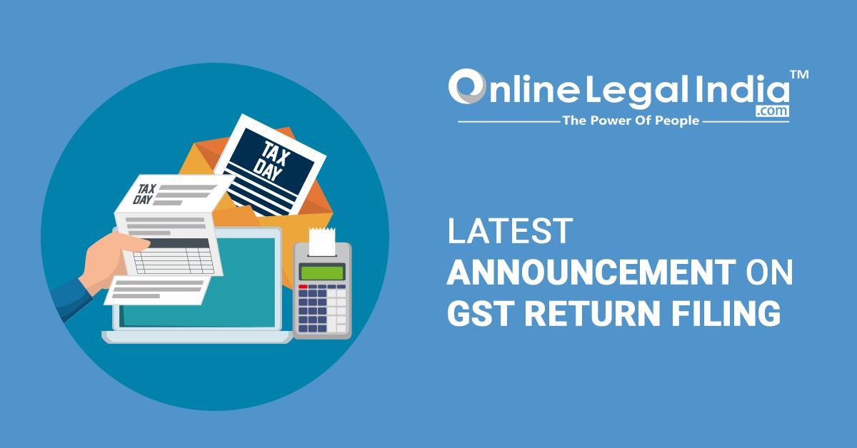 GST annual return due date