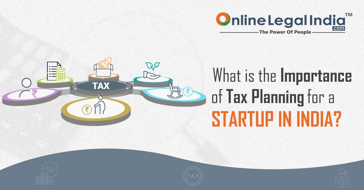 Tax Planning Consultant in India