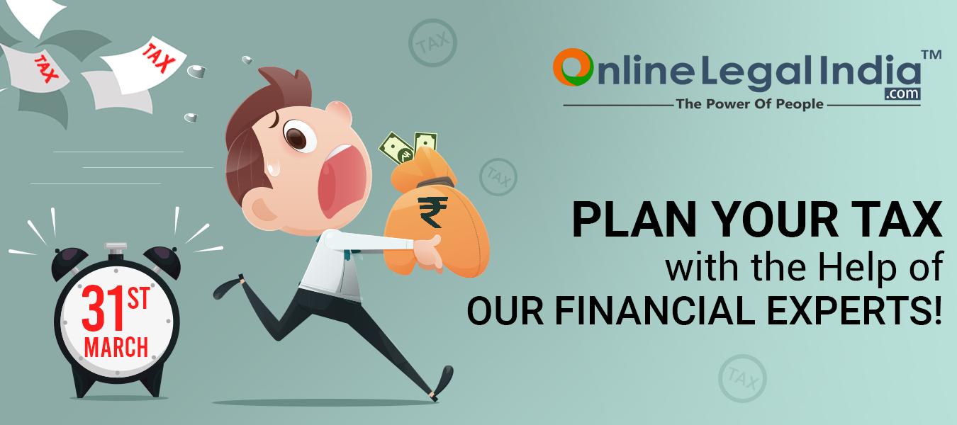 online tax planning